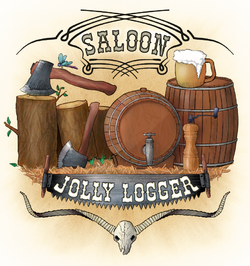 Saloon Jolly Logger logo Super Trouper.png