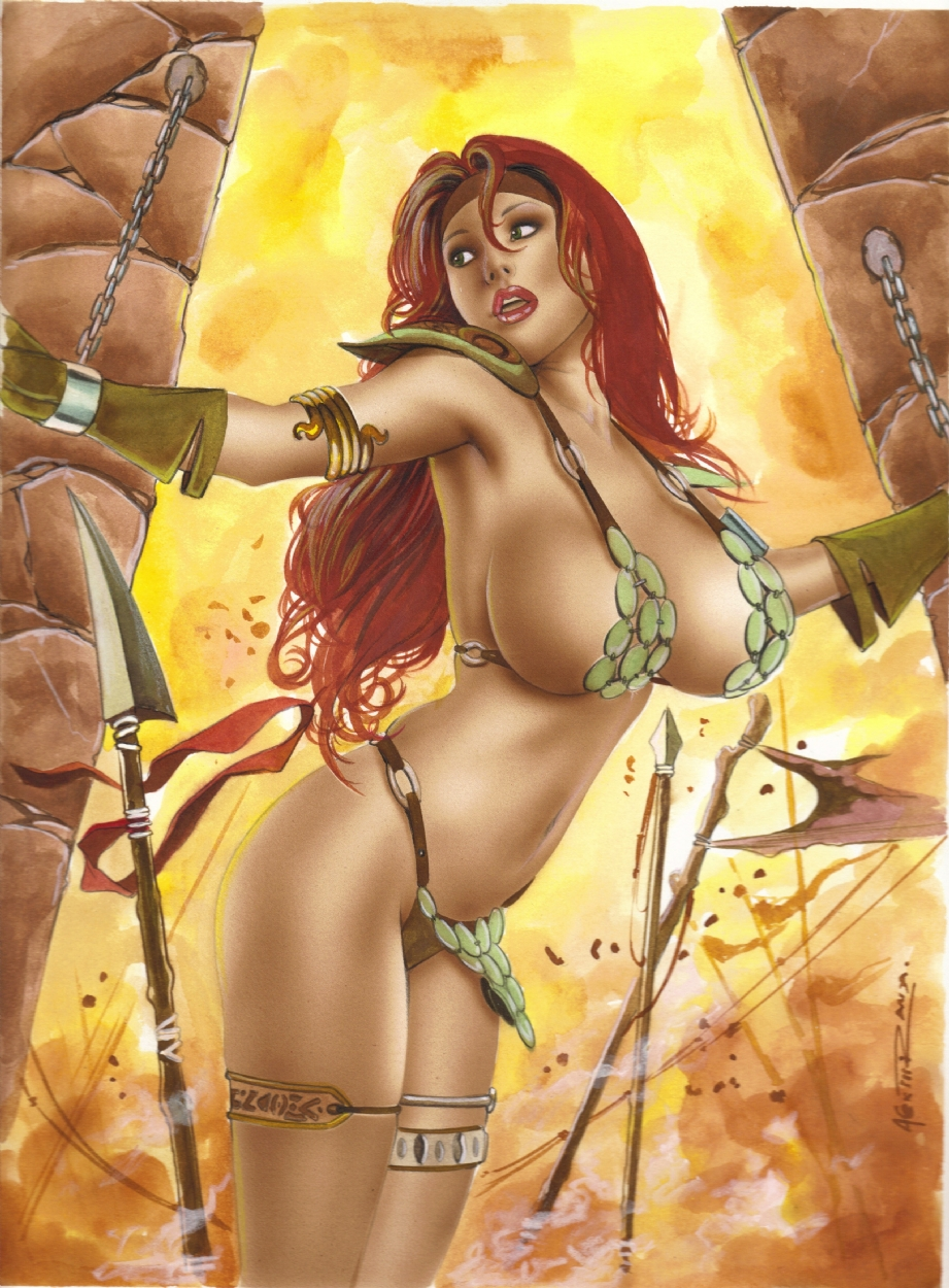 Red sonja hot pictures naked porns — pic 9