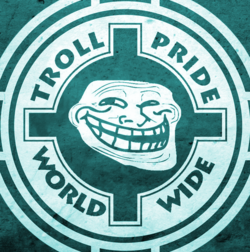 Troll Pride World Wide (лого).png